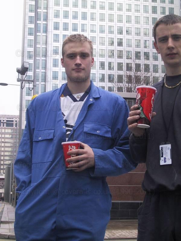 Guys Wearing Overalls Guys Working Wearing Coveralls