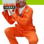 Red Dickies coveralls 1