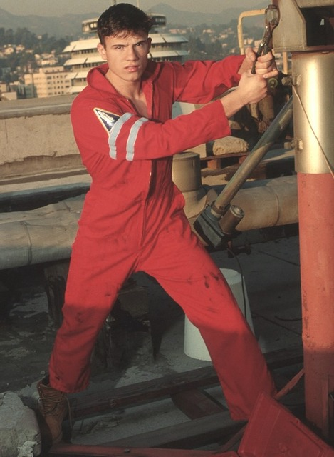 Picture of Catalogue pictures of guys wearing standard coveralls