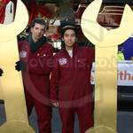 Engineering students from Imperial College London on float at Lord Mayor's show