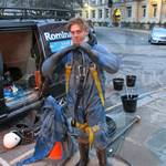 Jet Washer Waterproof Coverall Suit 5