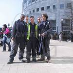 Kone Lift Engineers at Canary Wharf