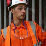 Railworker Portwest Orange Hi-vis Bizflame Boilersuit