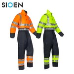 Review of Sioen Rabaul Hi-Vis Winter Thermal Lined Rain Coverall