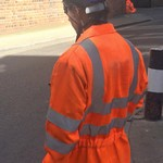 Young Lad Scaffolder